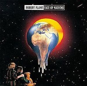 Robert Plant - Fate Of Nations CD (album) cover