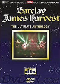 Barclay James Harvest - The Ultimate Anthology DVD (album) cover