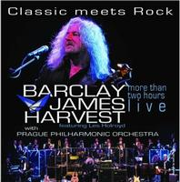 Barclay James Harvest - Classic Meets Rock CD (album) cover