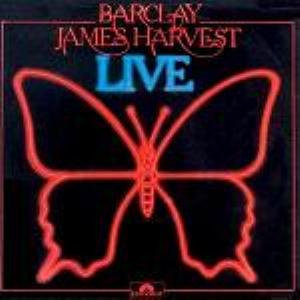 Barclay James Harvest - Live Ep CD (album) cover