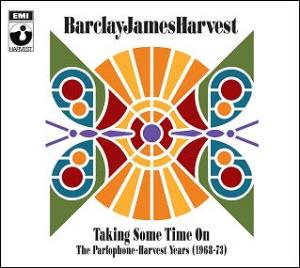 Barclay James Harvest - Taking Some Time On (the Parlophone-harvest Years 1968-73) CD (album) cover