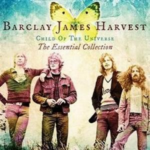 Barclay James Harvest - Child Of The Universe, The Essential Collection CD (album) cover