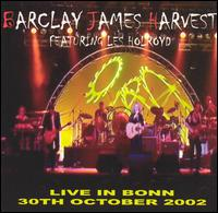 Barclay James Harvest - Live In Bonn CD (album) cover