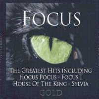 Focus - The Greatest Hits CD (album) cover