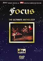 Focus - The Ultimate Anthology DVD (album) cover
