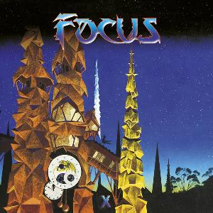 Focus - Focus X CD (album) cover