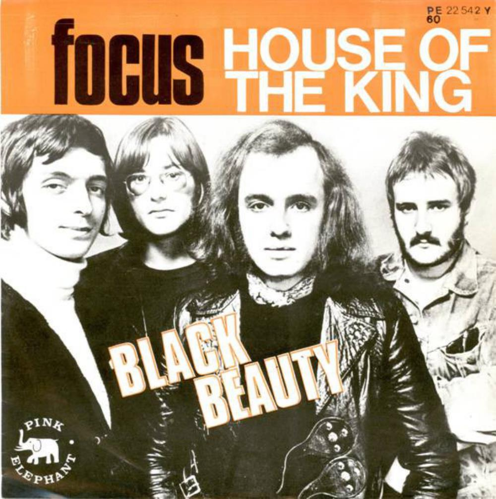 Focus - House Of The King CD (album) cover