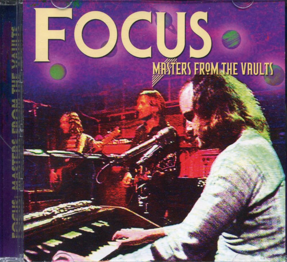 Focus - Masters From The Vaults CD (album) cover