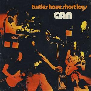 Can - Turtles Have Short Legs CD (album) cover