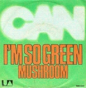 Can - I'm So Green CD (album) cover