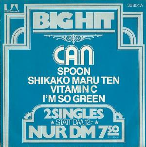 Can - Big Hit CD (album) cover