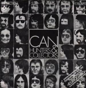 Can - Hunters And Collectors CD (album) cover