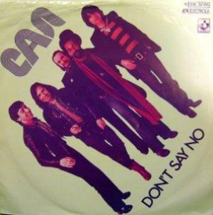 Can - Don't Say No CD (album) cover