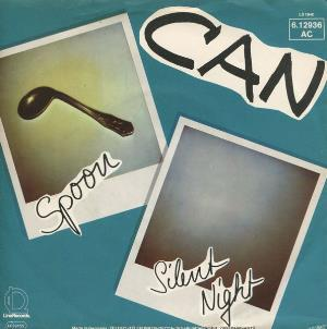 Can - Spoon / Silent Night CD (album) cover