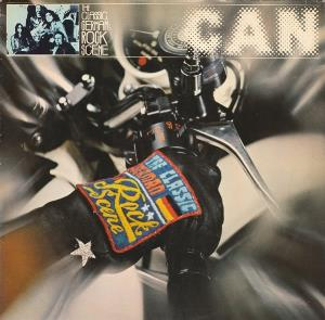 Can - The Classic German Rock Scene CD (album) cover