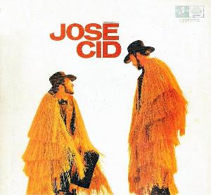 JOSE CID - José Cid CD album cover