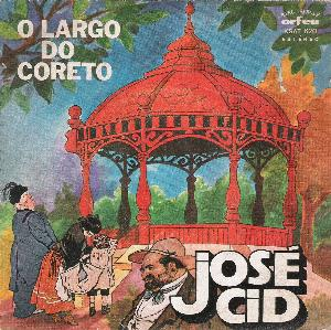 Jose Cid O Largo Do Coreto CD album cover