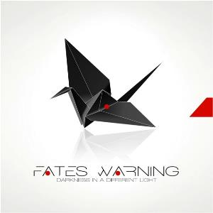 FATES WARNING - Darkness In A Different Light CD album cover