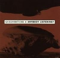 QUEENSRYCHE - Anybody CD album cover