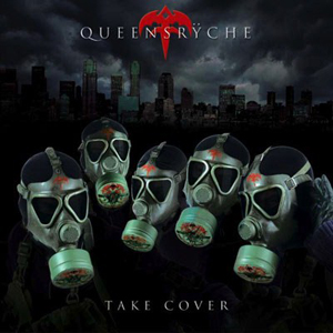 QUEENSRYCHE - Take Cover CD album cover