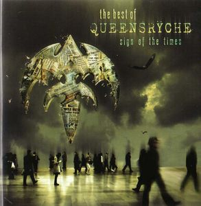 QUEENSRYCHE - The Best Of Queensryche: Sign Of The Times CD album cover