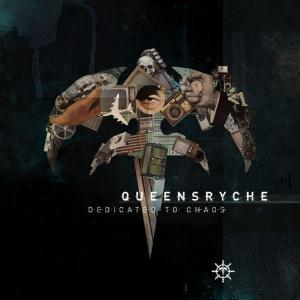 Queensryche - Dedicated To Chaos CD (album) cover