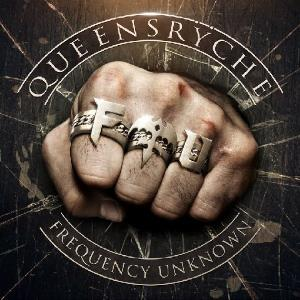 Queensryche - Frequency Unknown CD (album) cover