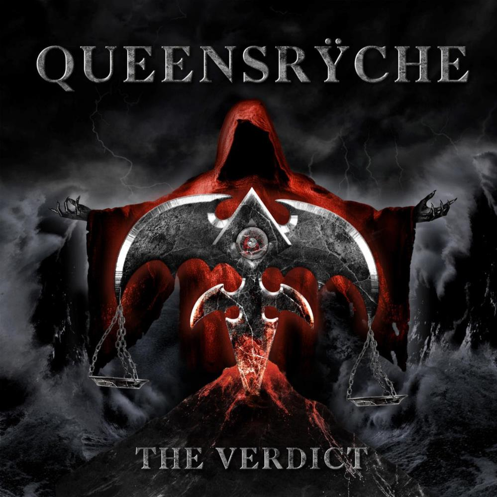 Queensryche - The Verdict CD (album) cover