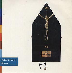Peter Gabriel - Steam CD (album) cover