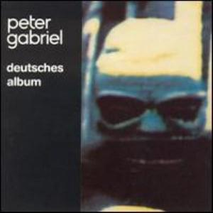 Peter Gabriel - Deutsches Album CD (album) cover