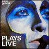 PETER GABRIEL - Plays Live CD album cover
