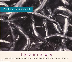 Peter Gabriel - Lovetown CD (album) cover