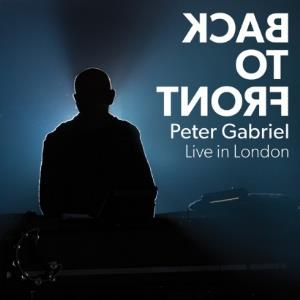 back to front by PETER GABRIEL