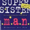 Supersister M.a.n. CD album cover