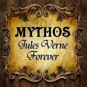 Mythos - Jules Verne Forever CD (album) cover