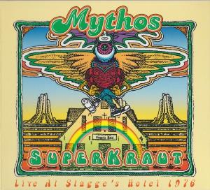 Mythos - Superkraut - Live At Stagge's Hotel 1976 CD (album) cover