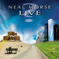 Neal Morse - ? Live CD (album) cover