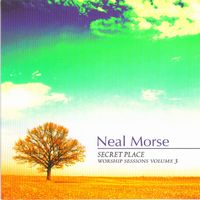 Neal Morse - Secret Place CD (album) cover