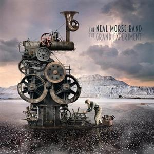 Neal Morse - The Grand Experiment (as The Neal Morse Band) CD (album) cover