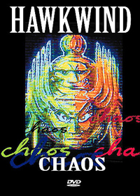 Hawkwind - Chaos DVD (album) cover