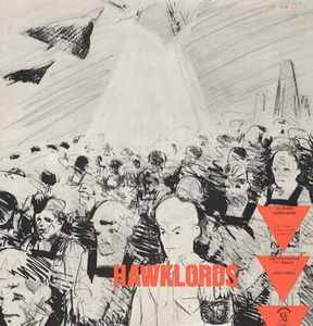 Hawkwind - 25 Years Ep CD (album) cover