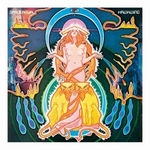 Hawkwind - Space Ritual DVD (album) cover