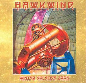 Hawkwind - Winter Solstice 2005 CD (album) cover
