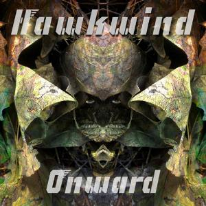 Hawkwind - Onward CD (album) cover