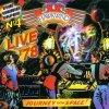 Hawkwind - The Weird Tapes Vol. 4 : Live '78 CD (album) cover
