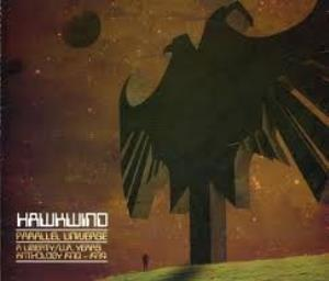 Hawkwind - Parallel Universe: A Liberty/u.a. Years Anthology 1970-1974 CD (album) cover