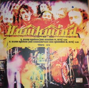 Hawkwind - Silver Machine CD (album) cover