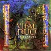 Vital Duo - Ex Tempore CD (album) cover