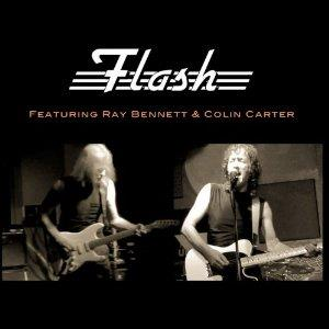 Flash - Flash (featuring Ray Bennett & Colin Carter) CD (album) cover