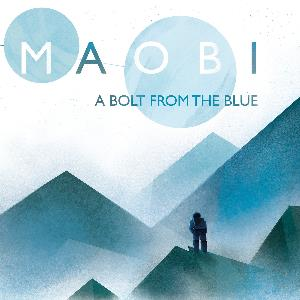 Maobi A Bolt From The Blue CD album cover
